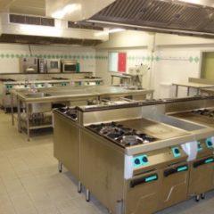 Lycée de Navarre - Cuisine d'application - 1