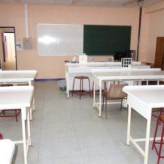 Lycée de Navarre - Salle atmfc - 1