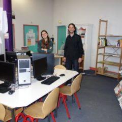 Lycée de Navarre - Salle- CDI - 1