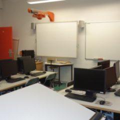 Lycée de Navarre - Salle dessin technique - 1