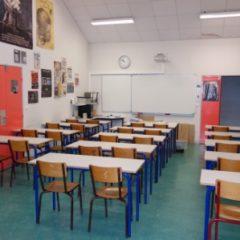 Lycée de Navarre - Salle fr hist geo - 1