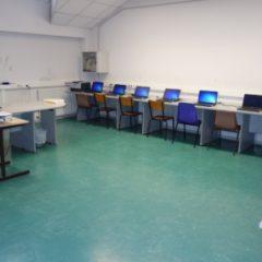 Lycée de Navarre - Salle informatique - 2