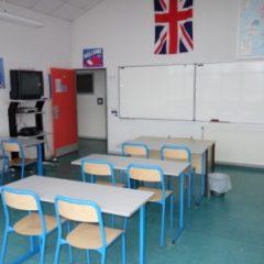 Lycée de Navarre - Salle lv anglais - 1