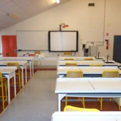Lycée de Navarre - Salle maths - sciences-1
