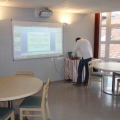 Lycée de Navarre - Salle restaurant application - 1