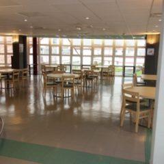 Lycée de Navarre - Salle restaurant application - 2