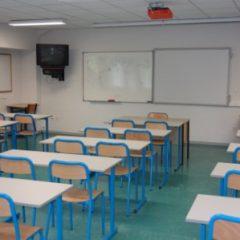 Lycée de Navarre - Salle technologie gestion - 1