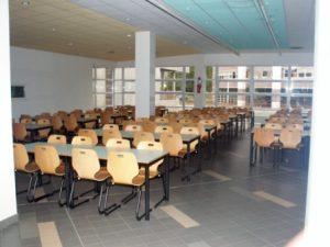 Lycée de Navarre - Self - 1