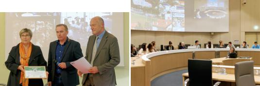 Lycée de navarre - Agenda 21 - 2016